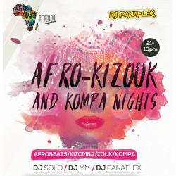 Afro-Kizouk & Kompa Night