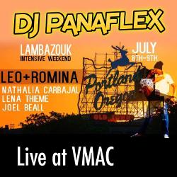 DJ Panaflex - LambaZouk Weekend (07-08-2017)