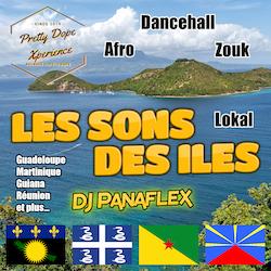 DJ Panaflex - Les Sons Des Îles